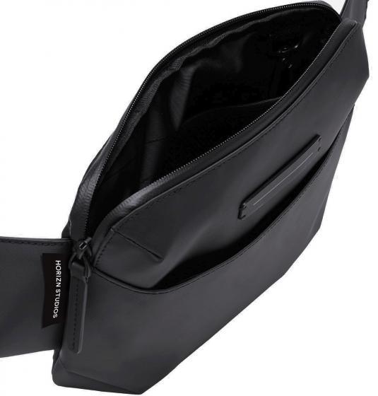 Gion Cross-Body Bag M 27 cm all black