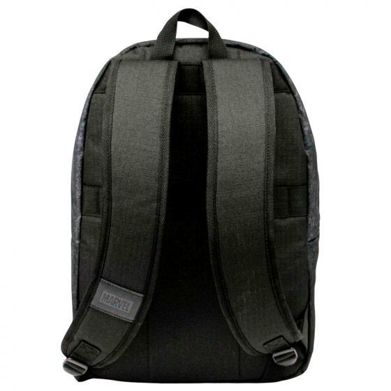 Marvel Captain America Laptop-Rucksack 43 cm black