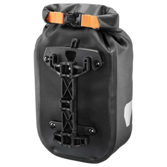 Fork-Pack 4.1 L Gabeltasche m. Rollverschluss 22 cm black matt