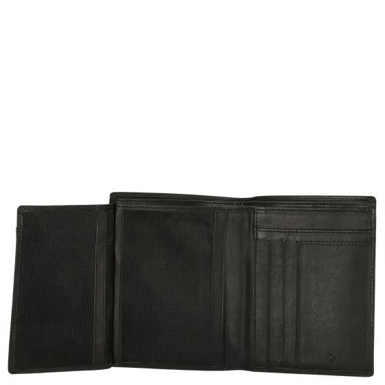 Attack 2 SLG Kreditkartenbörse RFID 13 x 10 cm black
