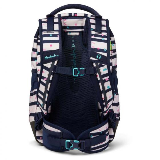 Sleek Schulrucksack 45 cm Happy Flakes 2020/21