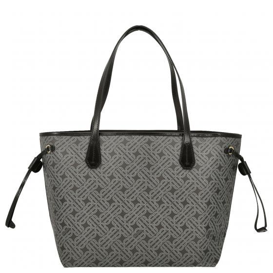 Anna Shopping Bag 32 cm black