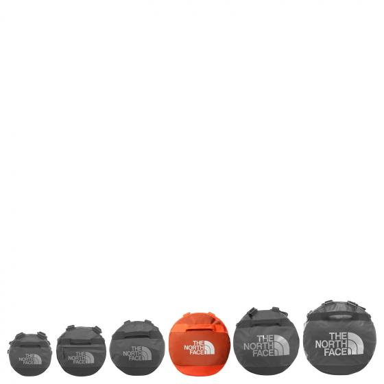 Base Camp Duffel / Reisetasche L 70 cm burnt ochre/power orange