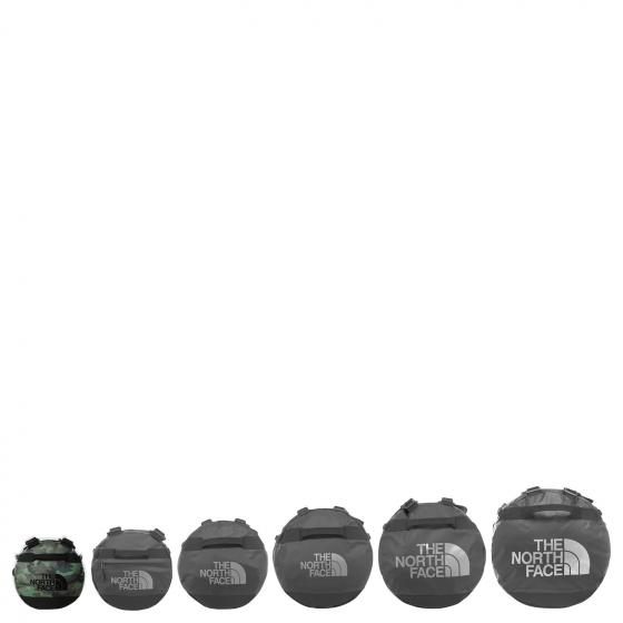 Base Camp Duffel / Reisetasche XS 45 cm thyme brushwood camo print/tnf black