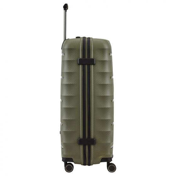 Highlight 4-Rollen-Trolley L 75 cm khaki
