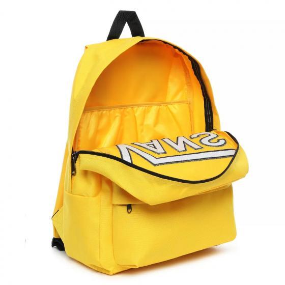 """Old Skool III Laptop-Rucksack 15"""" 41 cm lemon-chrome"""