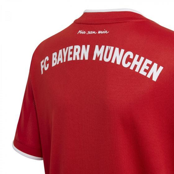 Jersey Kids FC Bayern München Heimtrikot 128 | fcbtru