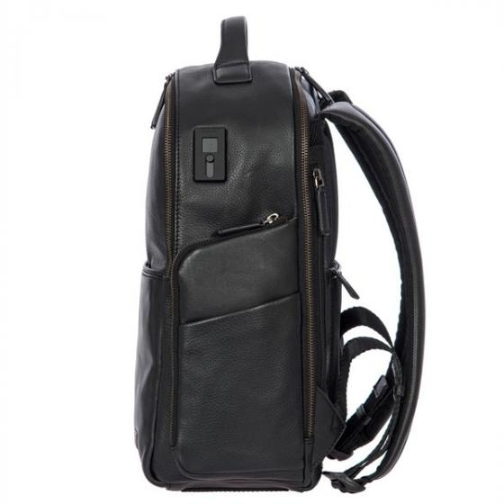 "Torino Business Rucksack M 40 cm 15"" black"