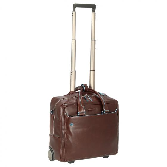 Blue Square 2-Rollen-Businesstrolley 40 cm brown