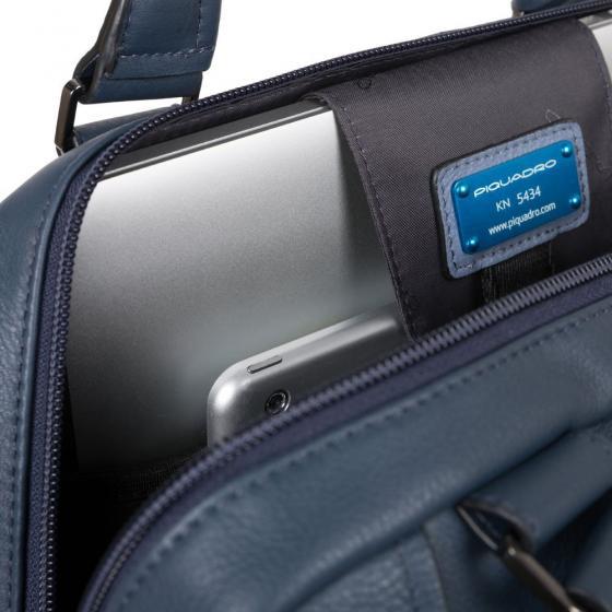 Akron Kurzgrifflaptoptasche mit iPad®-Fach 35 cm