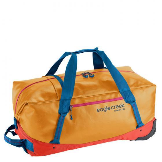 selection Migrate 2-Rollenreisetasche 109 L 76 cm sahara yellow