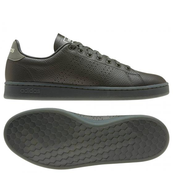 CORE Men Advantage Sneaker Schuh EG3768 44 | legar/legar/leggrn