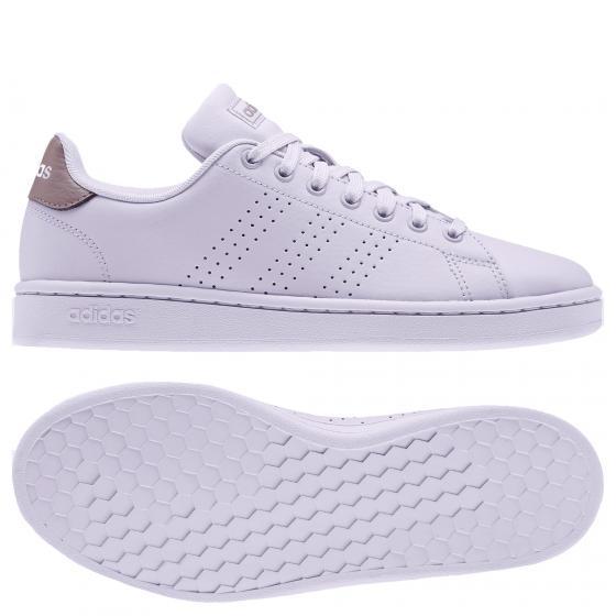 W Advantage Sneaker Schuh EG8667 42 | purple tint