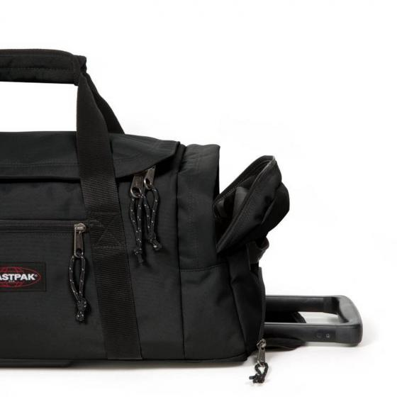 Leatherface S + 2-Rollenreisetasche 55 cm black