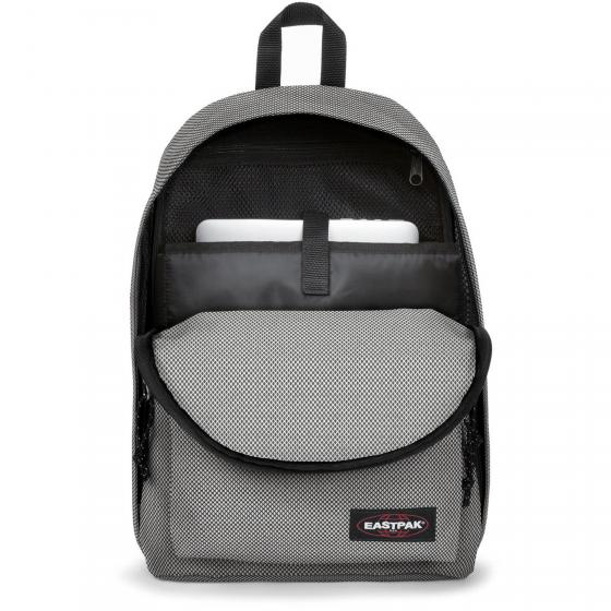 Out Of Office Rucksack mit Laptopfach 44 cm Meshknit black
