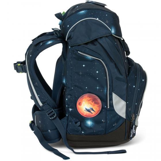"Pack Special Edition ""Galaxy Glow"" Schulrucksack Grundschule Set 6-tlg. KoBärnikus Glow 2019/20"