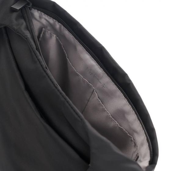 W Faith Schultertasche RFID 24,5 cm black
