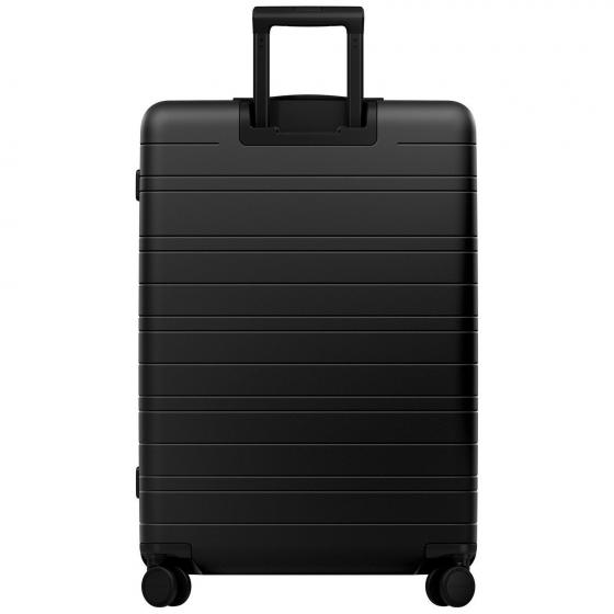 H7 Essential Check In 4-Rollen-Trolley 77 cm all black