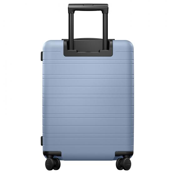 H5 Smart 4-Rollen-Kabinentrolley 55 cm blue vega