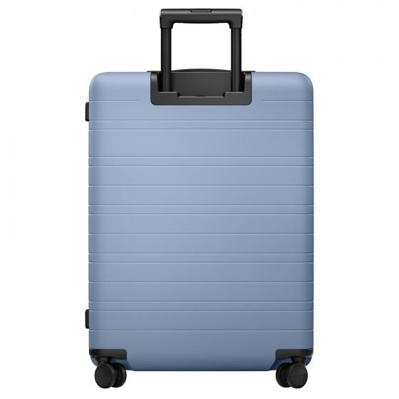 H6 Smart Check In 4-Rollen-Trolley 64 cm blue vega
