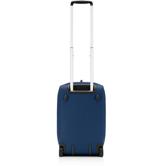 traveling allrounder L / 2-Rollenreisetasche 49 cm black