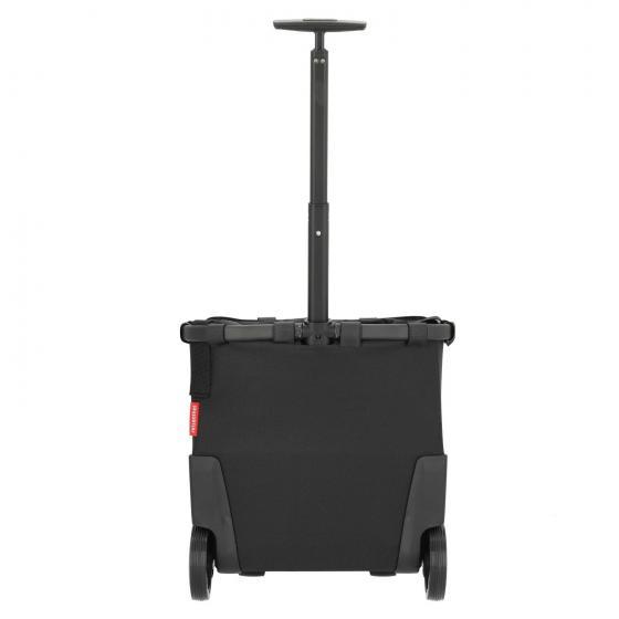 carrycruiser / Einkaufstrolley 47.5 cm black back