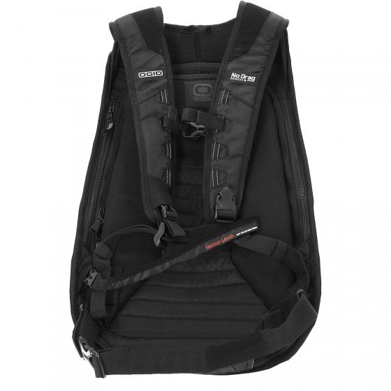 No Drag Mach 3 Rucksack 48 cm black
