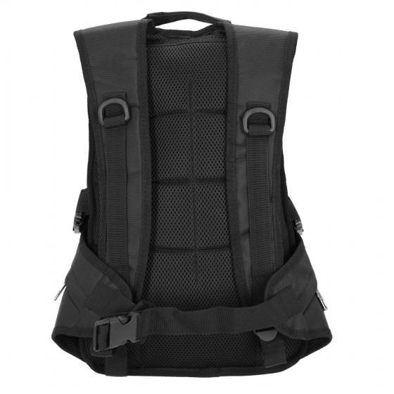 Rucksack mit Laptopfach 42 cm black