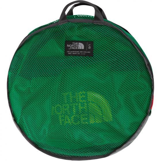 Base Camp Duffel / Reisetasche - L fanfare green/black