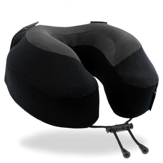 Evolution S3 Travel Pillow Nackenkissen 25 cm jet black