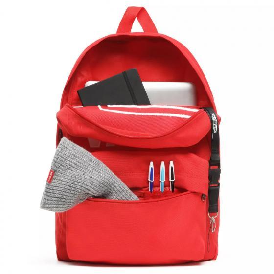 """Old Skool III Laptop-Rucksack 15"""" 41 cm racing red"""