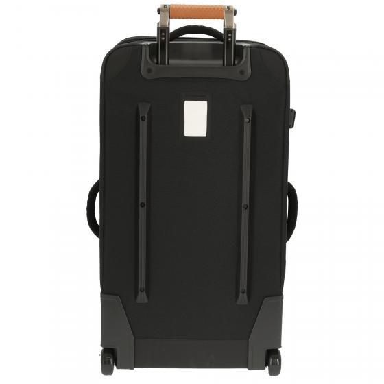 Check-In Luggage 2-Rollenreisetasche 88 cm black