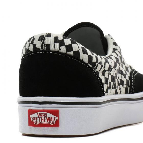 Vans Unisex ComfyCush Era Sneaker Schuh VN0A3WM9V9Y1 36,5 | black/true white