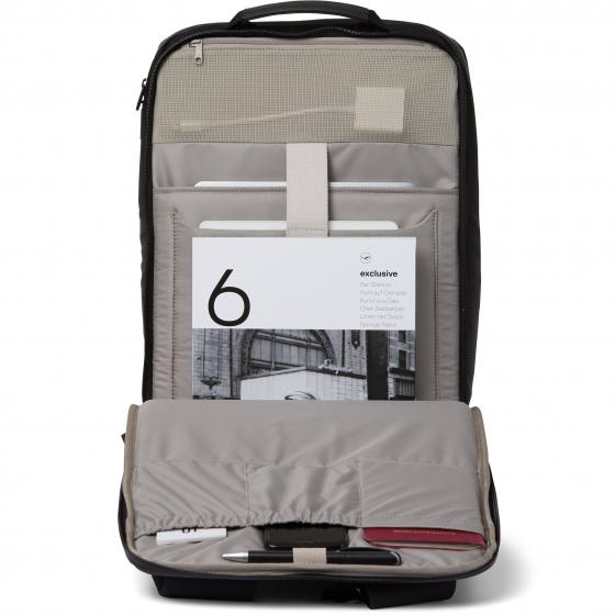 SHARP Business Backpack RFID 48.5 cm phantom black