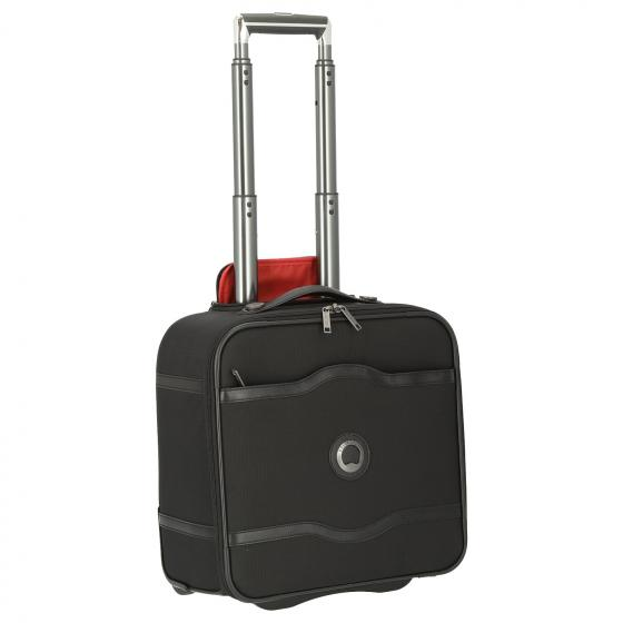 Chatelet Soft Air 2-Rollen-Businesstrolley 34.5 l 40 cm schwarz