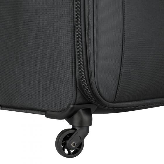 Mercure 4-Rollen-Trolley 55 cm black