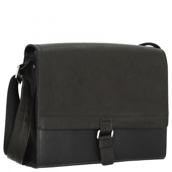 Campo Messengerbag M 33 cm black