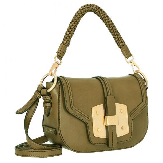 Lambertesca Handtasche 22 cm grün