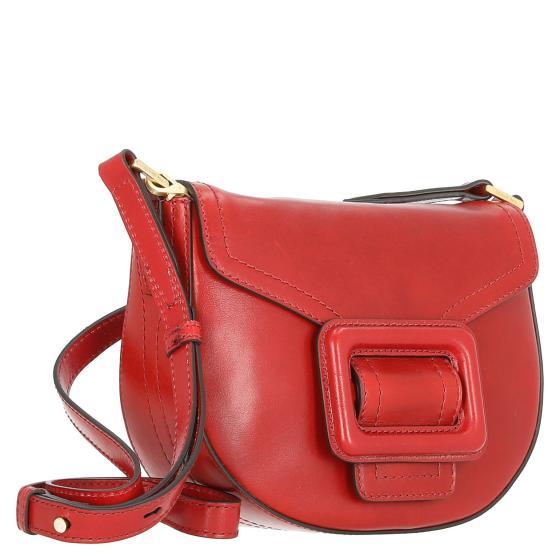 Gorgona Handtasche 24 cm schwarz