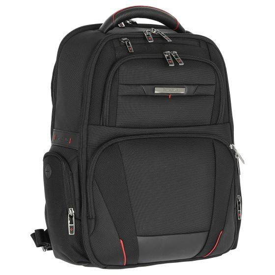 """PRO-DLX 5 Laptop-Rucksack 3V 15.6"""" 44.5 cm black"""