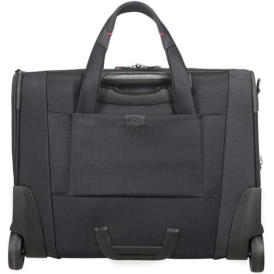 "PRO-DLX 5 2-Rollen-Businesstrolley 15.6"" 46 cm black"