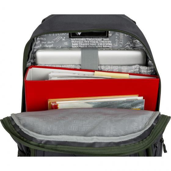 "Stash Laptoprucksack 49 cm 15"" canyon"