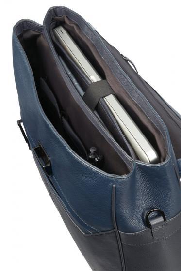 """Senzil Briefcase 2 Gus 15.6"""" 41 cm blue"""
