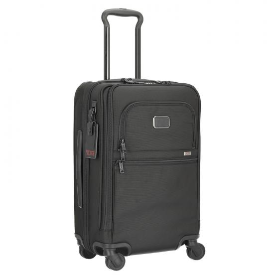 Alpha3 4-Rollen-Trolley Intl Office C/O 56 cm black