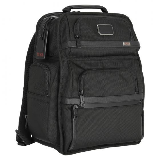 Alpha3 T-Pass Brief Pack Rucksack 43 cm black
