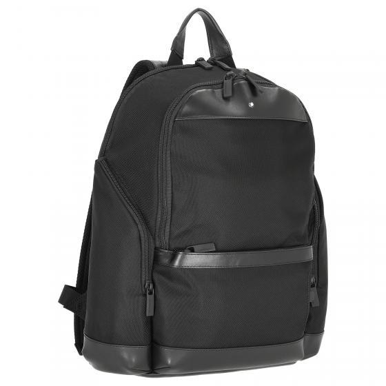Nightflight Rucksack mit Laptopfach und RFID 42 cm schwarz
