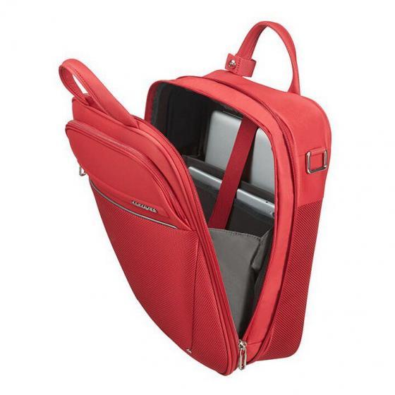 "B-Lite Icon 3-Way Laptop Backpack 15.6 "" 40 cm erweiterbar red"