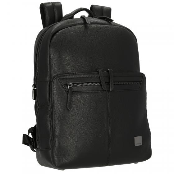 """Senzil Laptop-Rucksack 14.2"""" 42 cm black"""