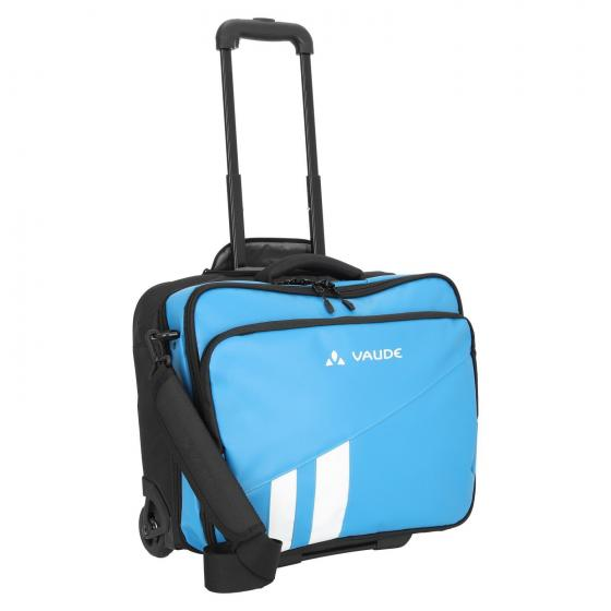 "New Islands Tuvana 2-Rollen Businesstrolley 15.6"" 44 cm azure"