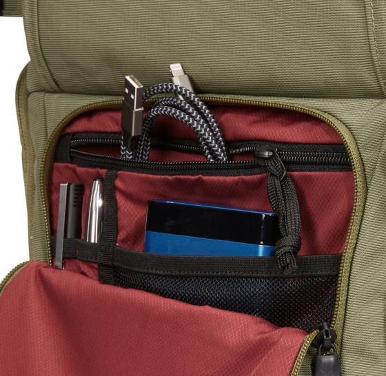 Paramount 2 Rucksack mit Laptopfach 55 cm olivine